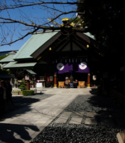 東京大神宮
